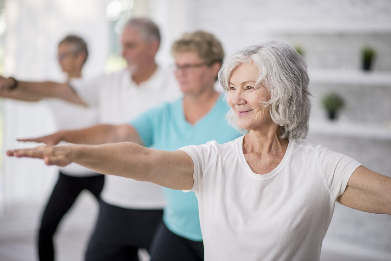 The Benefits of Low-Impact Exercise for Seniors